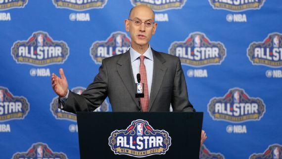 Adam Silver quiere que haya más mujeres en la NBA