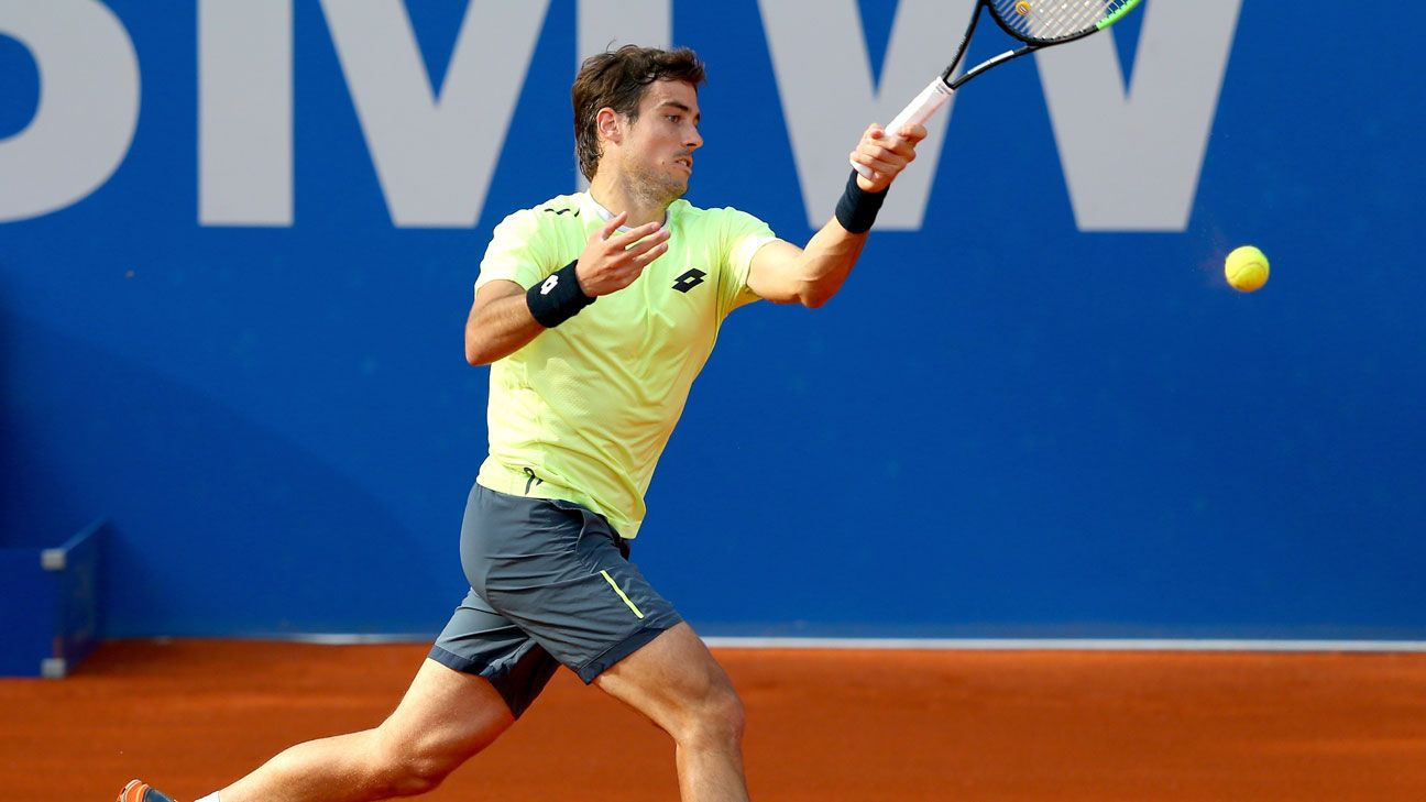 Más triunfos en la qualy de Roland Garros