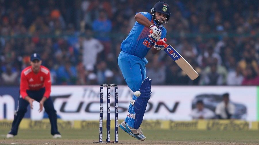 A glimmer of hope for Suresh Raina