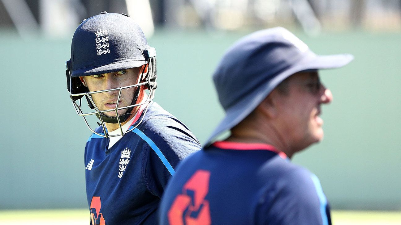 Frustrated Root calls for England to produce 'game of their lives'