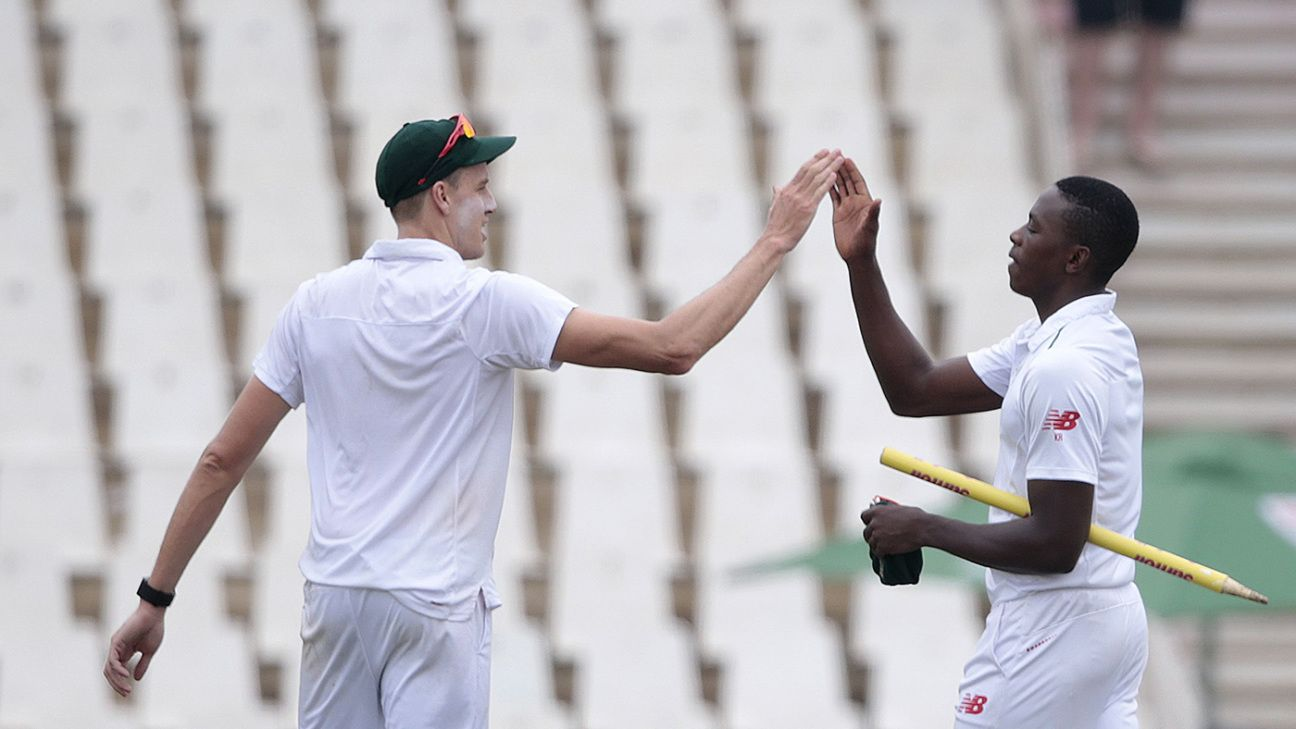 The pace v spin story of the last two India-South Africa series