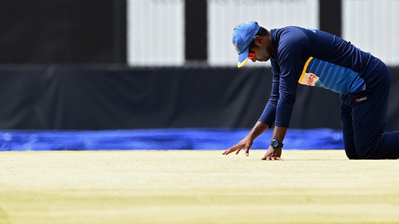 The full text of Angelo Mathews' letter to SLC - ESPNcricinfo