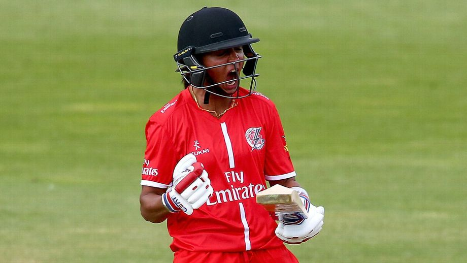 The result was tough on England allrounder Nat Sciver who made 95 off 57 balls then claimed 2 for 26