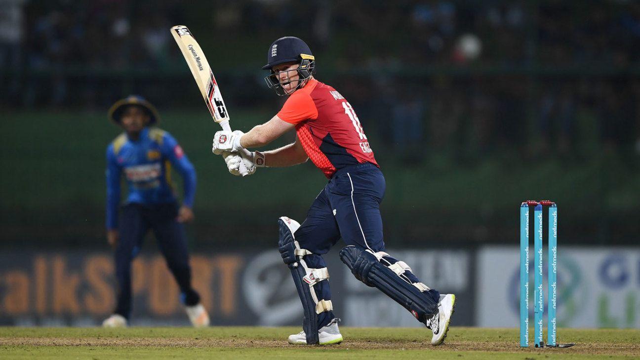 Eoin Morgan guides chase in shortened game as England go 2-0 up - ESPNcricinfo