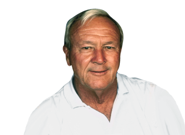 Arnold Palmer takes hi...