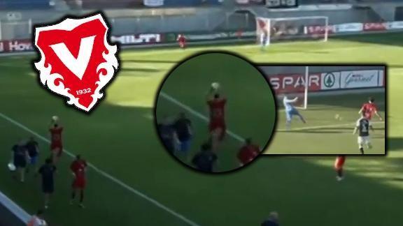 Reclamaron offside tras un pase desde un lateral ins lito for Offside en el futbol