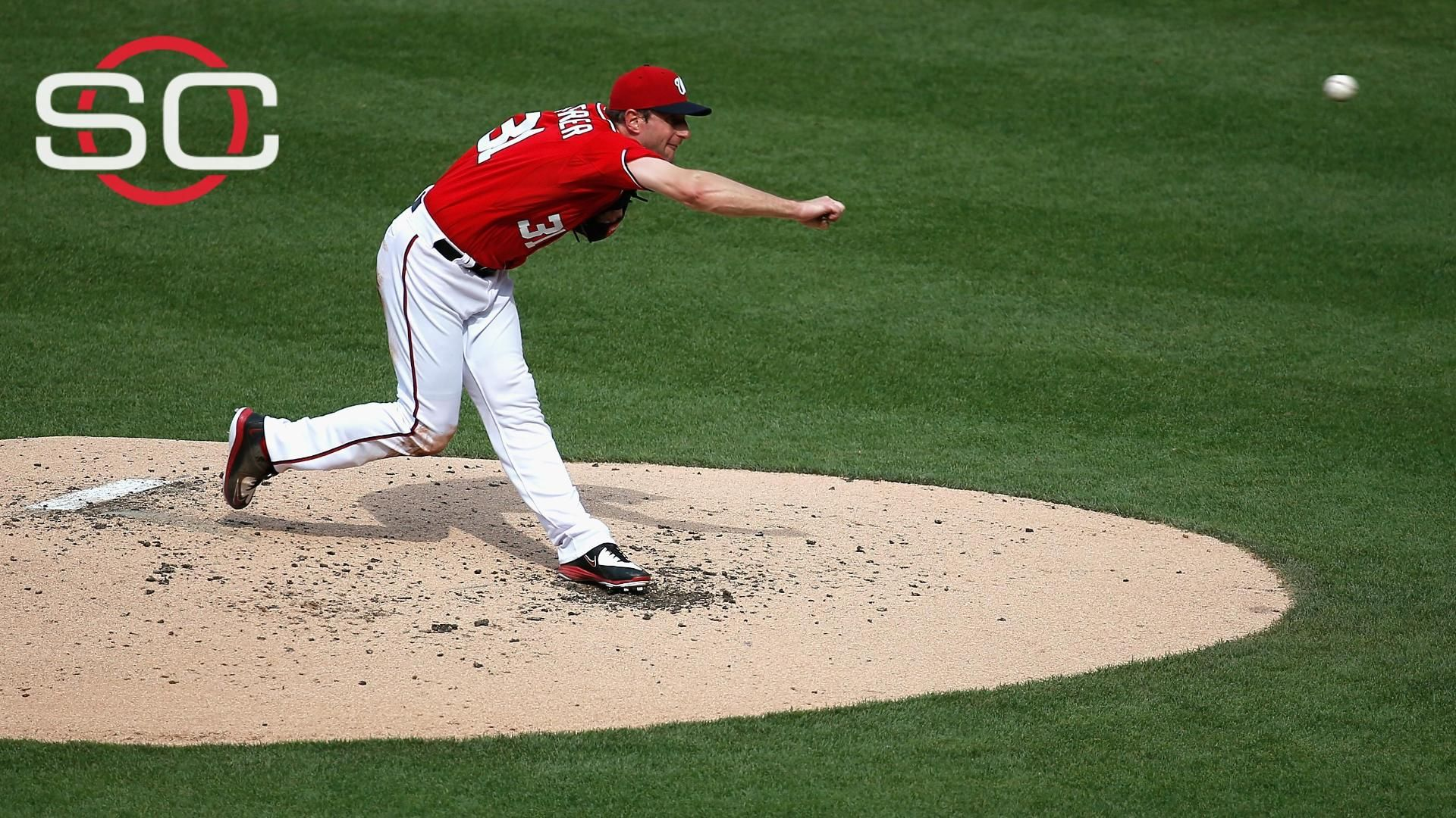 Max Scherzer tops 16-strkeout one-hitter with no-hitter ...