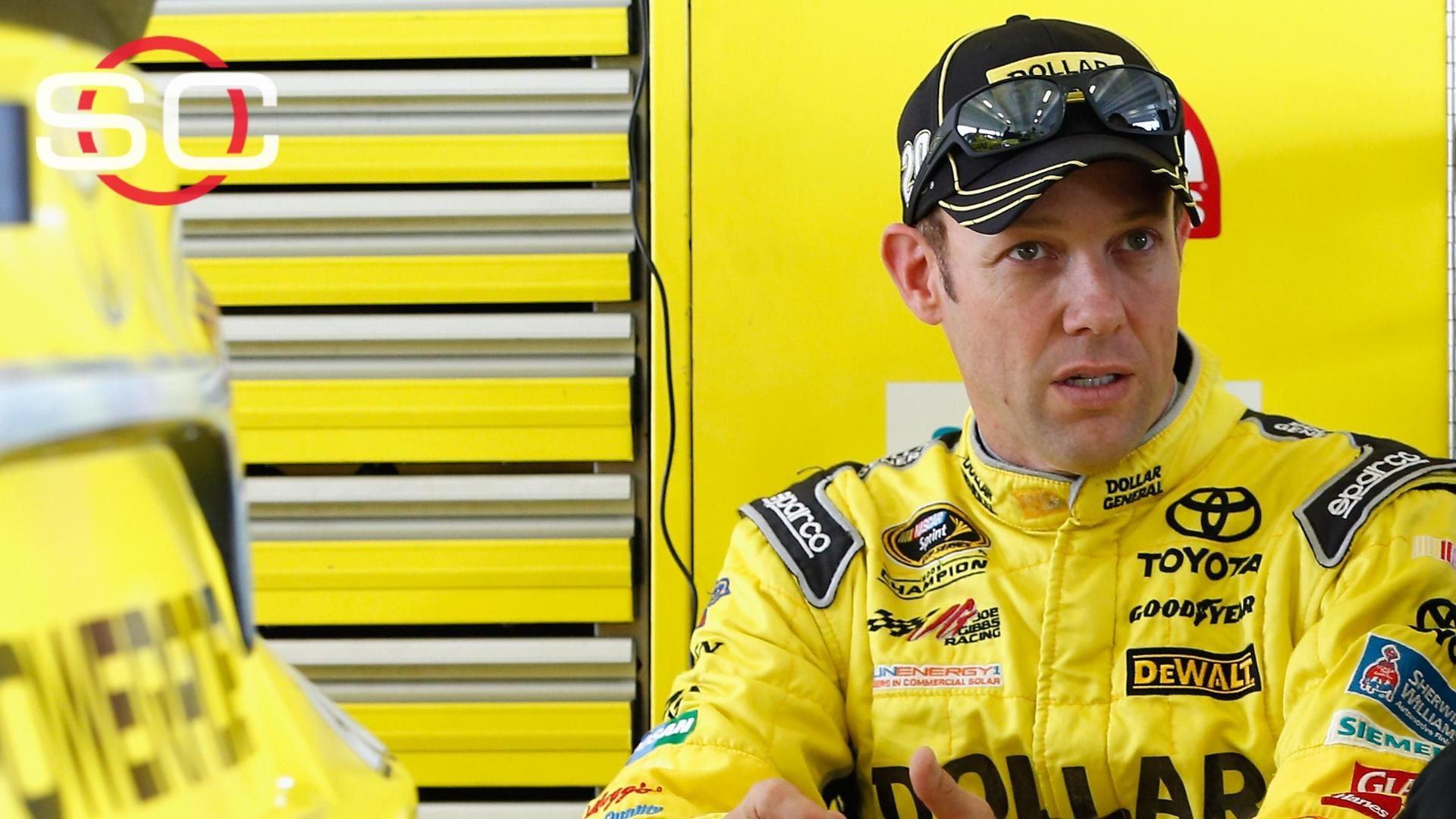 Kenseth meets with Logano before return - ESPN Video
