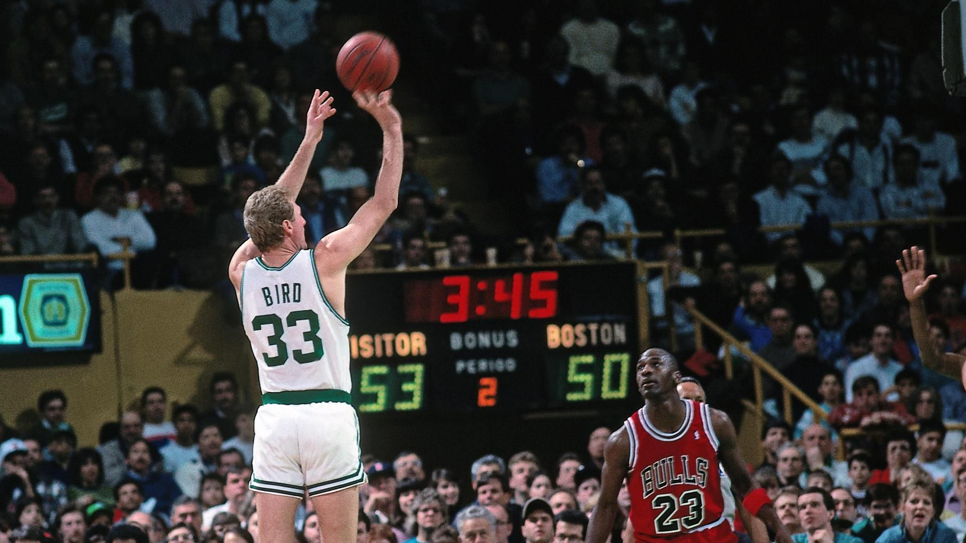 the life and outstanding career of larry bird in the nba Larry bird expects that he, like many of his nba peers, won't live long life.