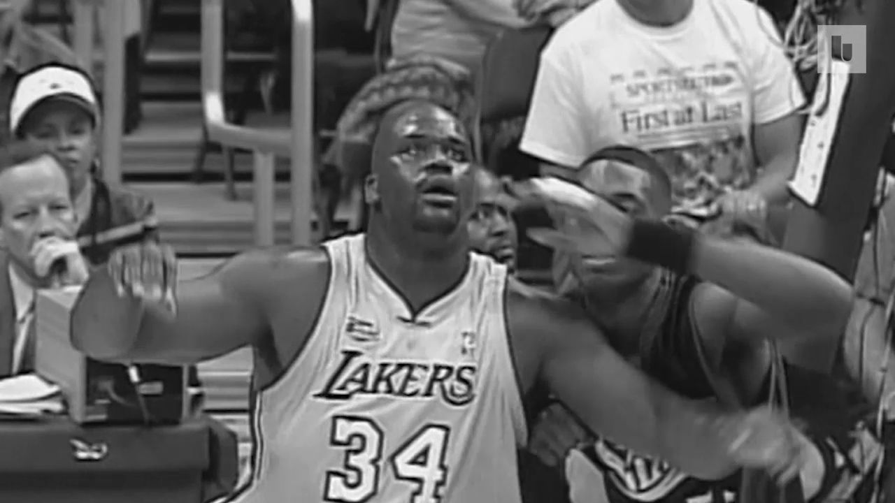 On this day in NBA Finals history: Shaquille O'Neal drops ...