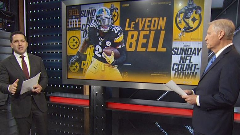 Steelers still don't know when Le'Veon Bell will return to team