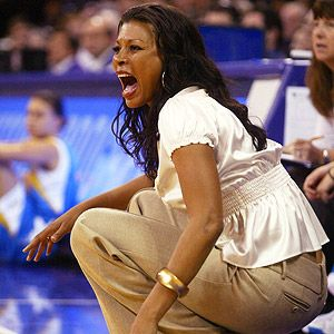 Head coach Nikki Caldwell, a Pat Summitt protégée, is ...