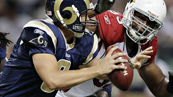 Sam Bradford And An Nfc West In Transition Nfc West Espn
