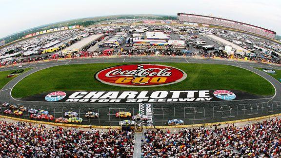 Nascar Travel Guide Charlotte Motor Speedway