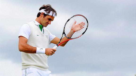 The Long Autumn Of Roger Federer
