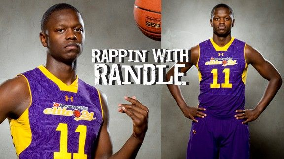 Julius randle high school