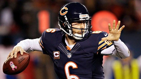 Jay Cutler Wants To Retire A Bear