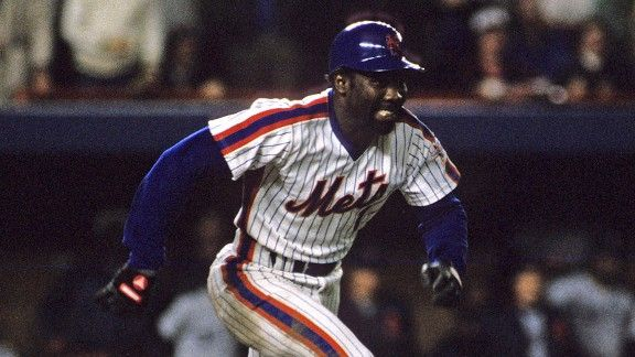 Mookie Wilson Bill Buckner