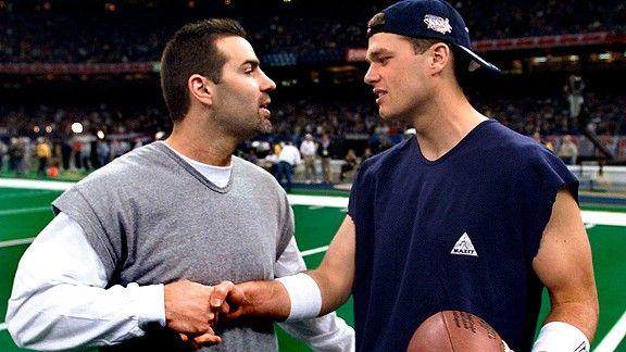 Who's the GOAT? Kurt Warner's kid says Tom Brady