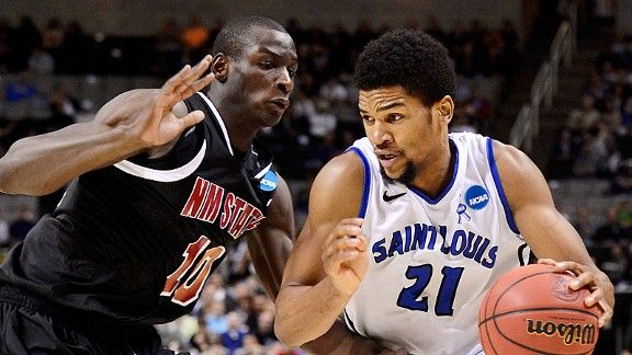 2013-14 College Basketball Preview - Saint Louis Billikens
