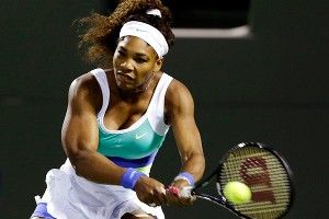 Serena, Maria Sharapova reach final