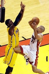 Roy Hibbert calls out Shane Battier