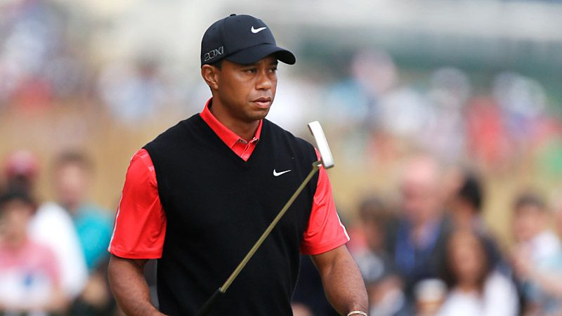 Tiger: 6th place was 'frustrating'