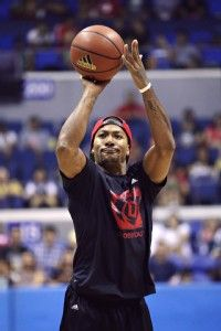 Durant: Derrick Rose 'looks better'
