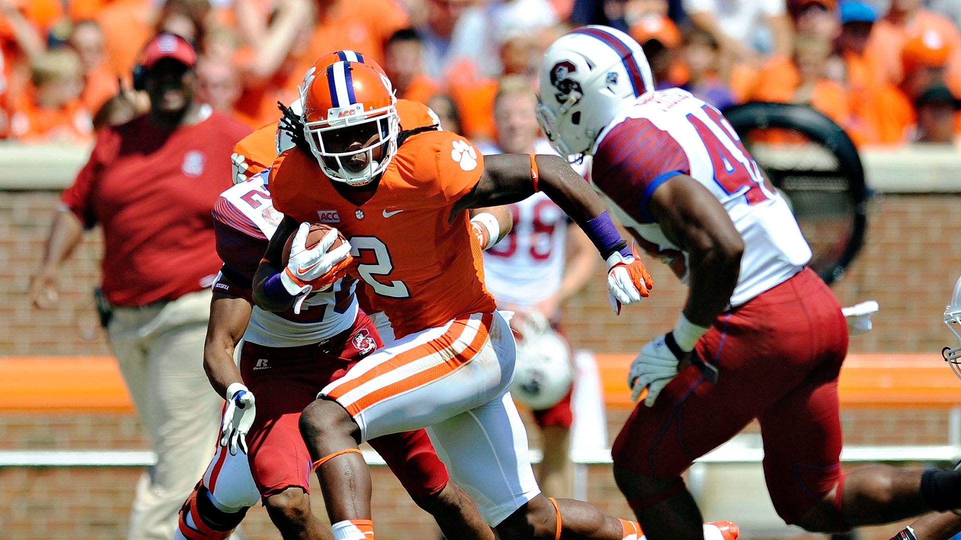Sammy Watkins to leave Clemson Tigers, enter NFL draft
