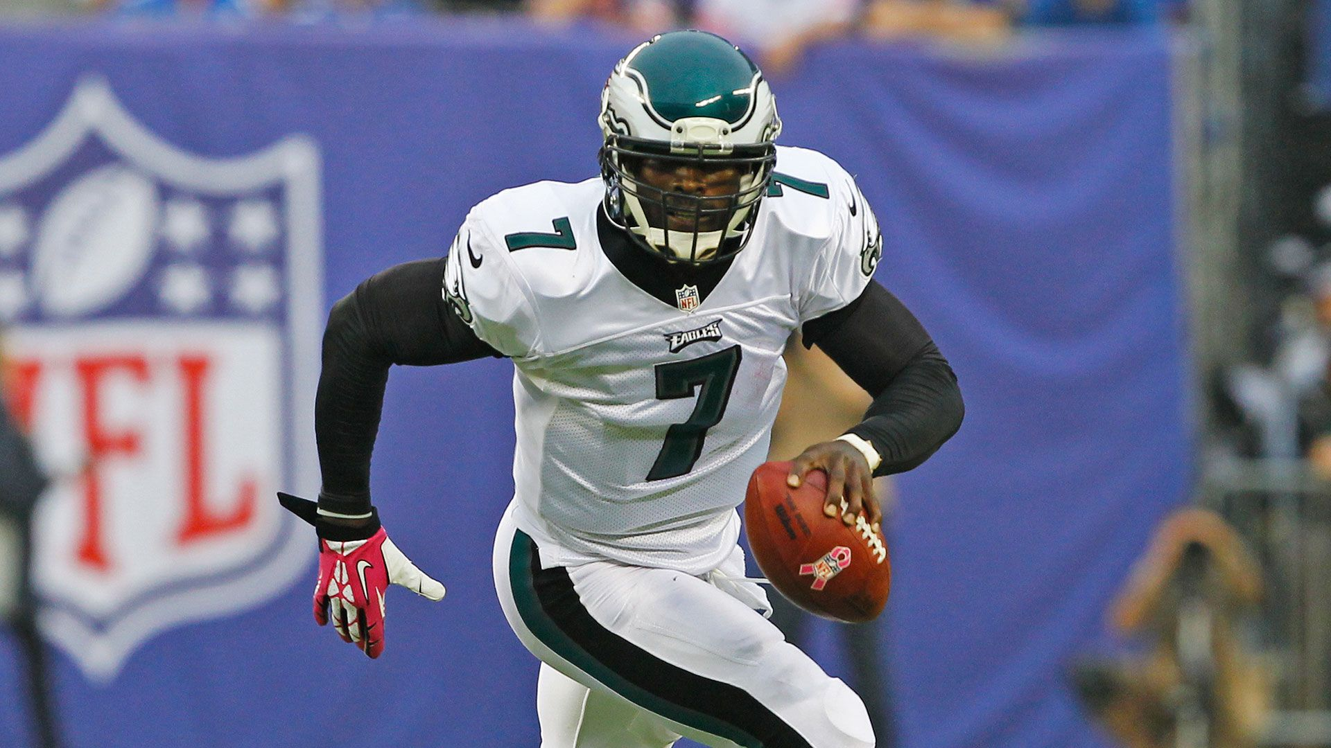 Michael Vick expects to start in '14