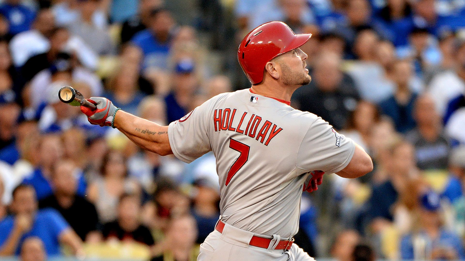 big sale da977 bddd8 Former St. Louis Cardinals slugger Matt Holliday and the New York Yankees  have agreed to a one-year deal worth  13 million, a source told ESPN s Jim  Bowden, ...