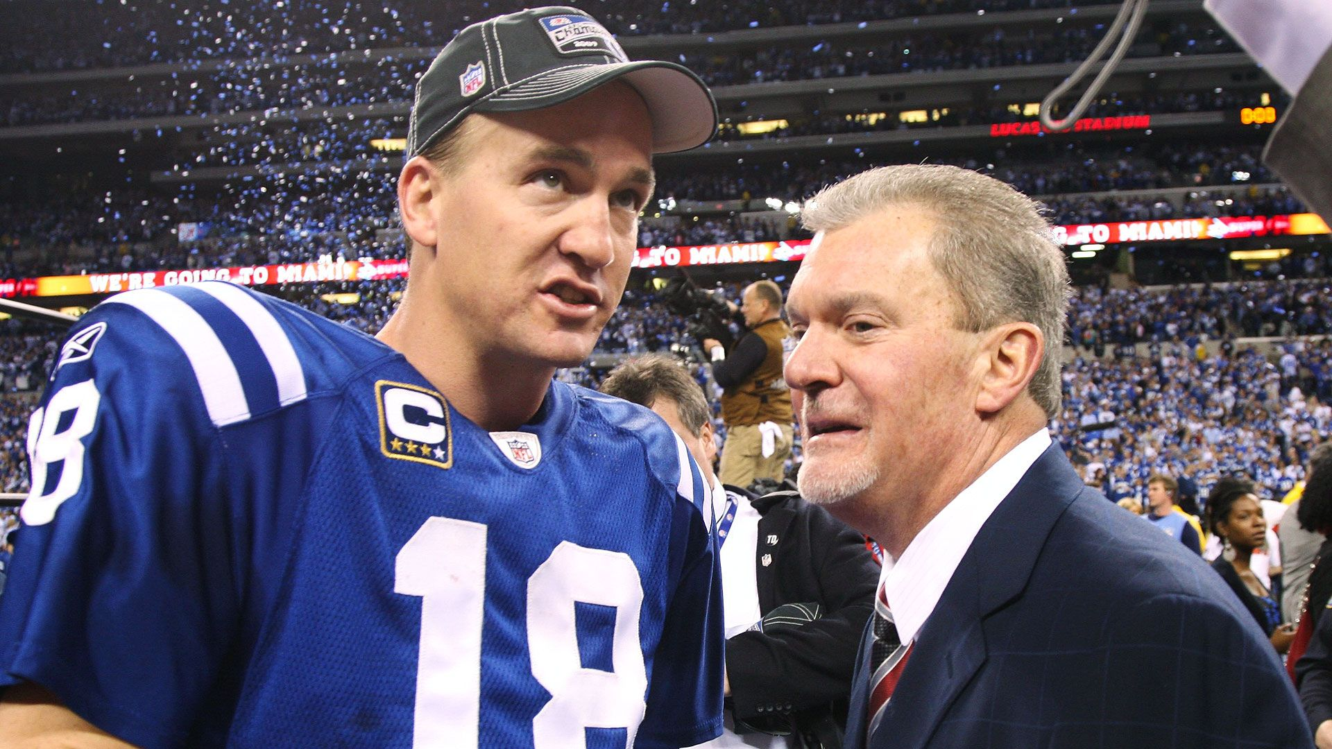 Peyton Manning makes call to retire after 18-year career