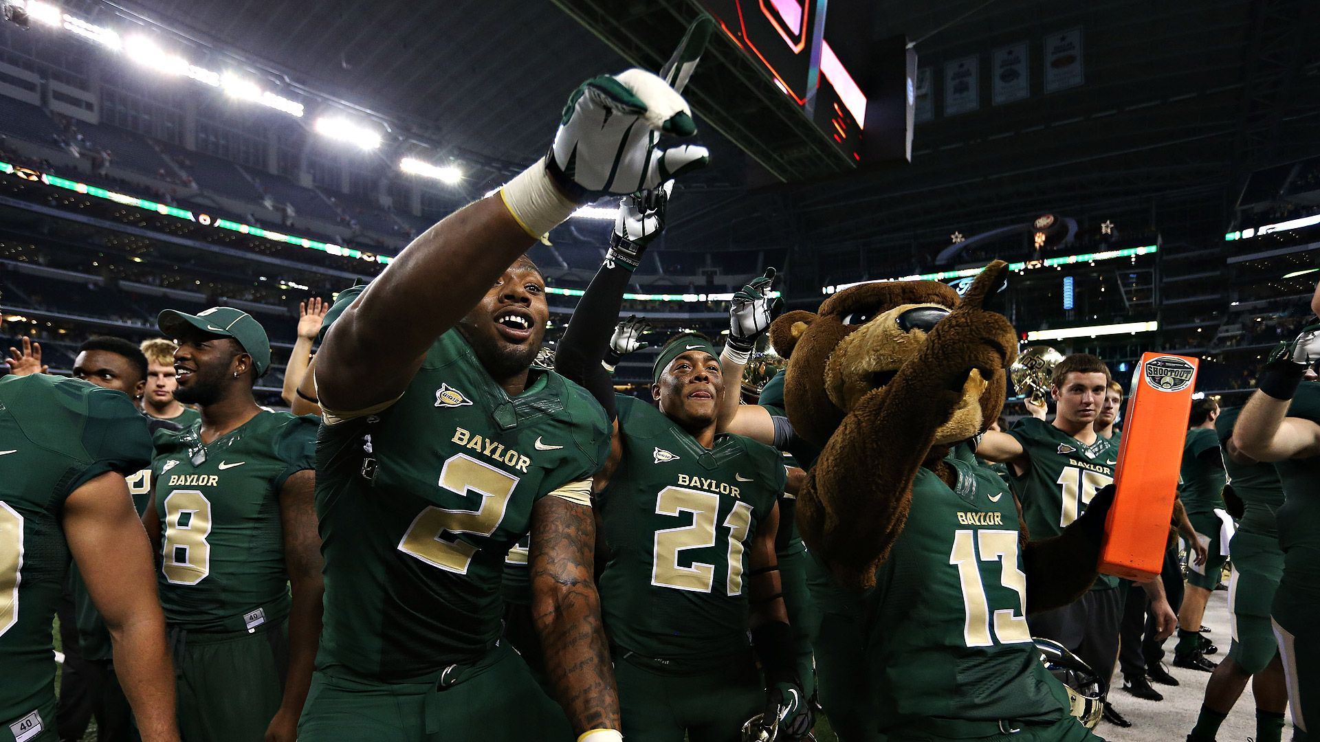 Bcs College Football Rankings >> Why Baylor will beat Oklahoma State, more Week 13 picks - College Football
