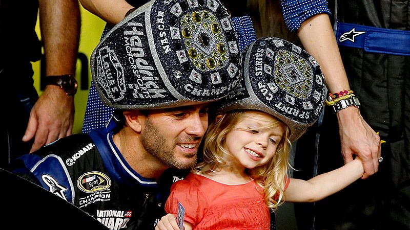 The greatness of Jimmie Johnson