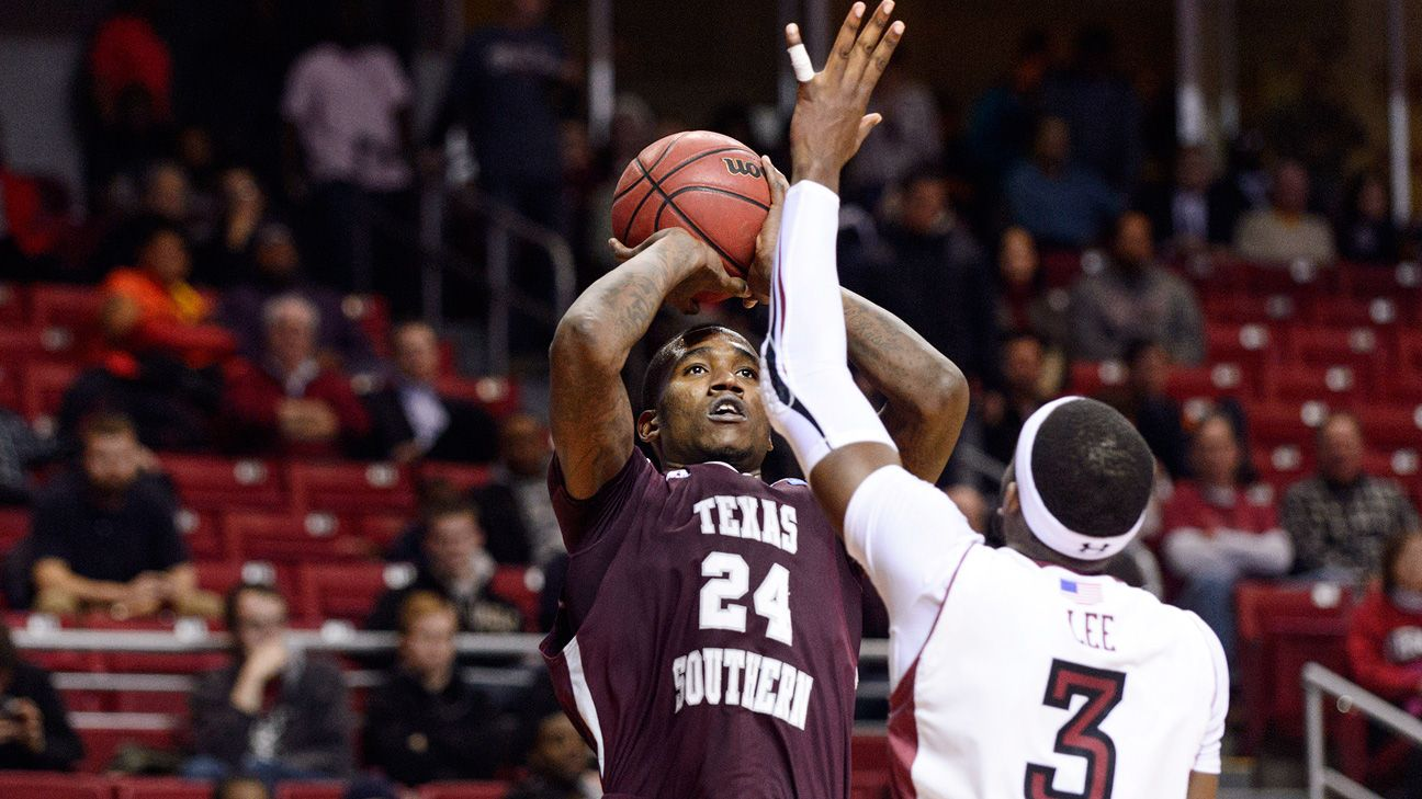 2014 NCAA Tournament Bracket Projections -- Texas Southern
