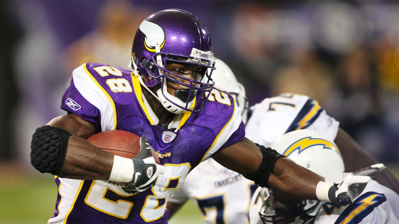 Adrian Peterson: 'I'll let it ride'