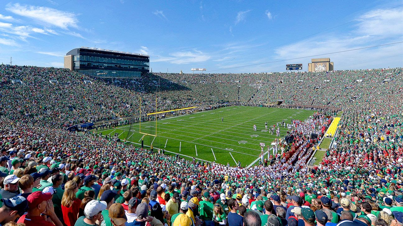 Notre Dame Fighting Irish Schedule 2017 Espn | All ...