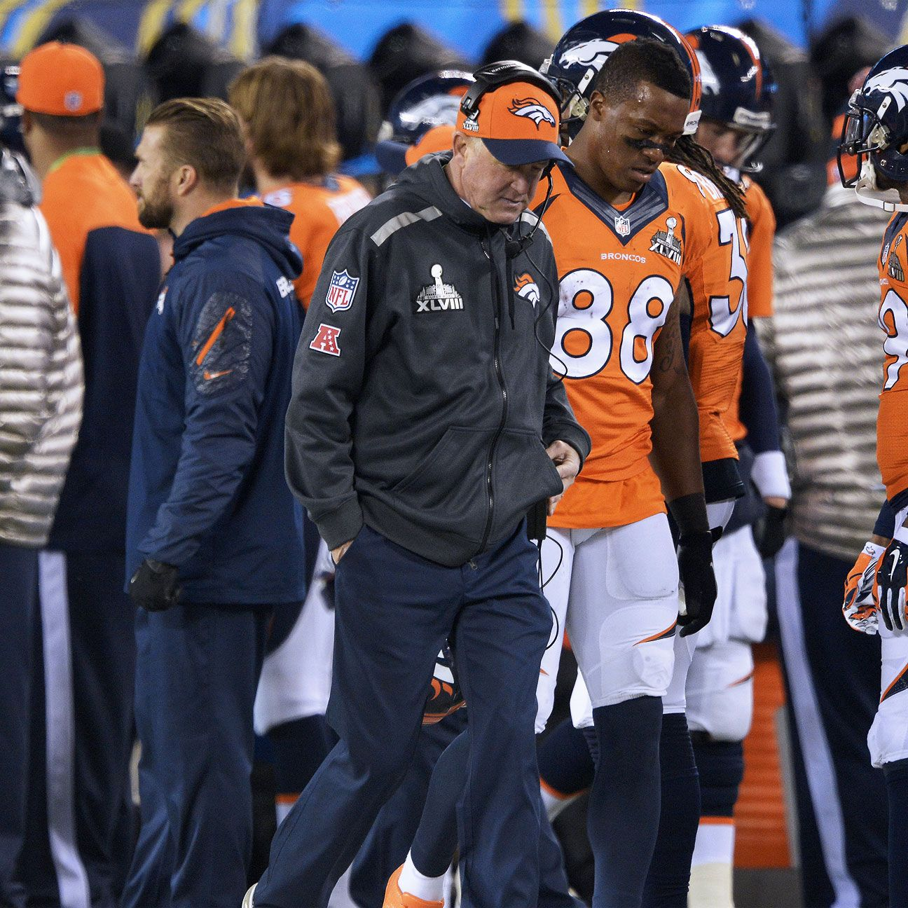 San Diego Chargers Coaches History: Denver Broncos Battle History With Super Bowl Loss