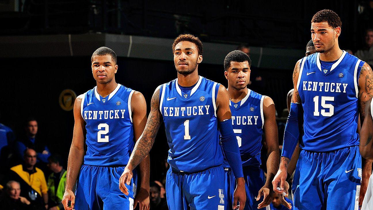 Kentucky Wildcats, Kansas Jayhawks battle for most ...
