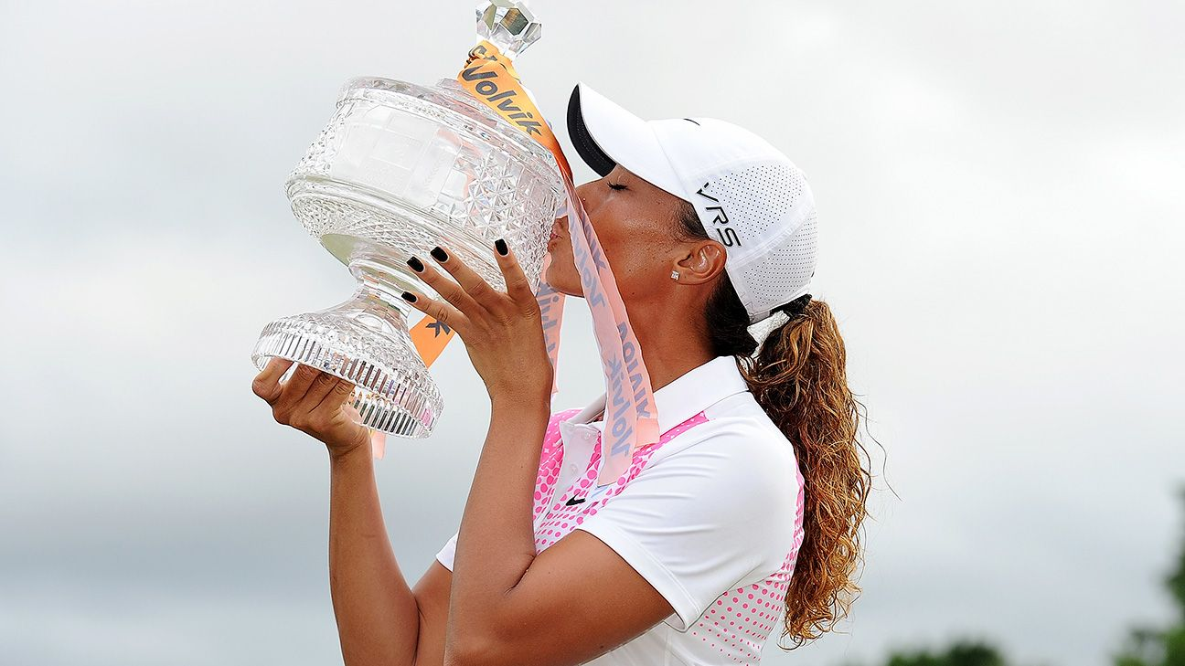 Woods making a name for herself
