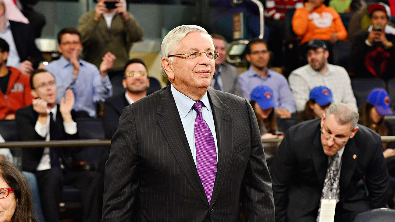 David Stern says attempts to work Chris Paul to Lakers trade ended
