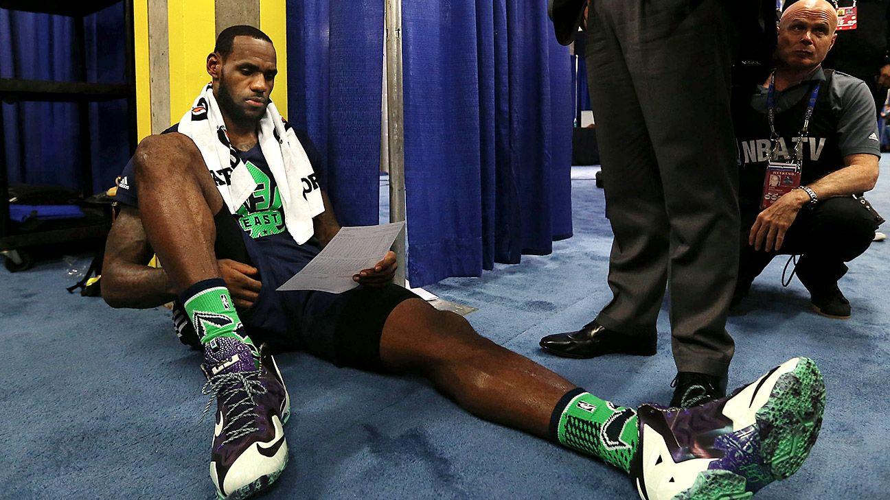 NBA considers longer All-Star break