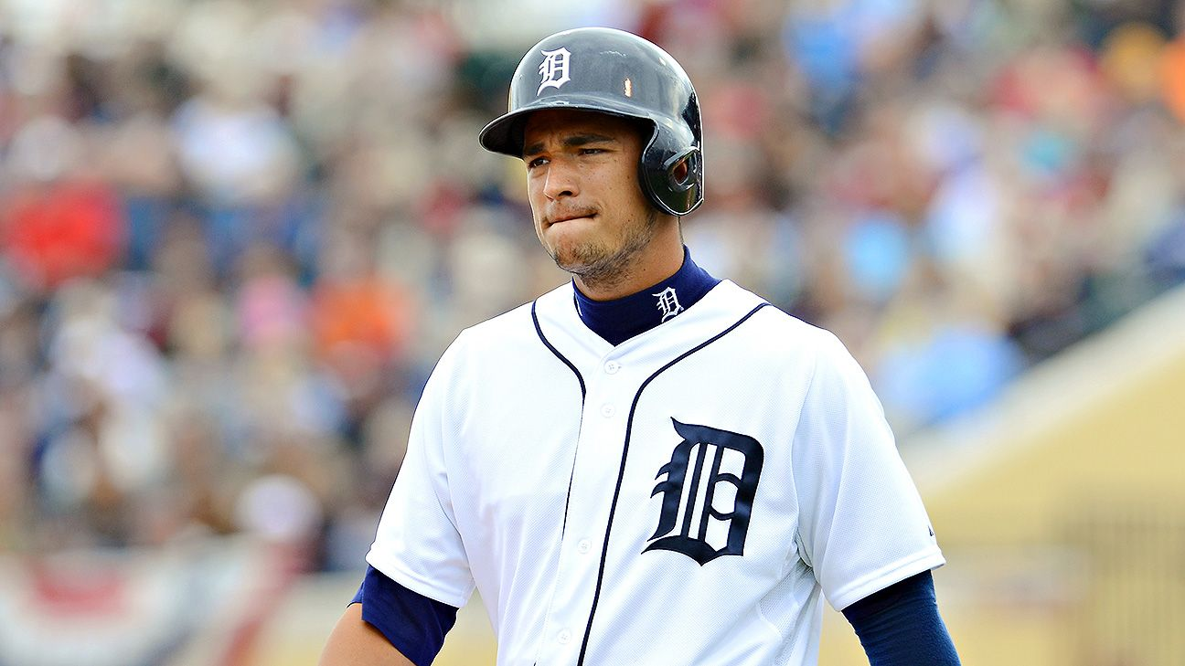 Jose Iglesias sidelined by shins