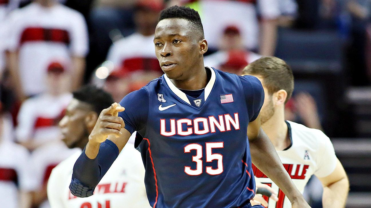 UConn Huskies Amida Brimah, Rodney Purvis withdraw from ...