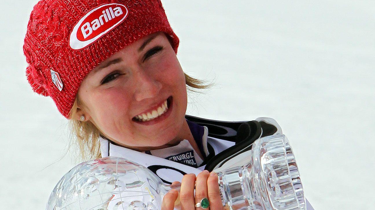 Mikaela Shiffrin wins 5th WC slalom