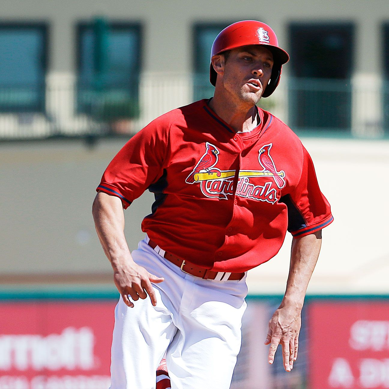 Bourjos Excited To Be With Cards