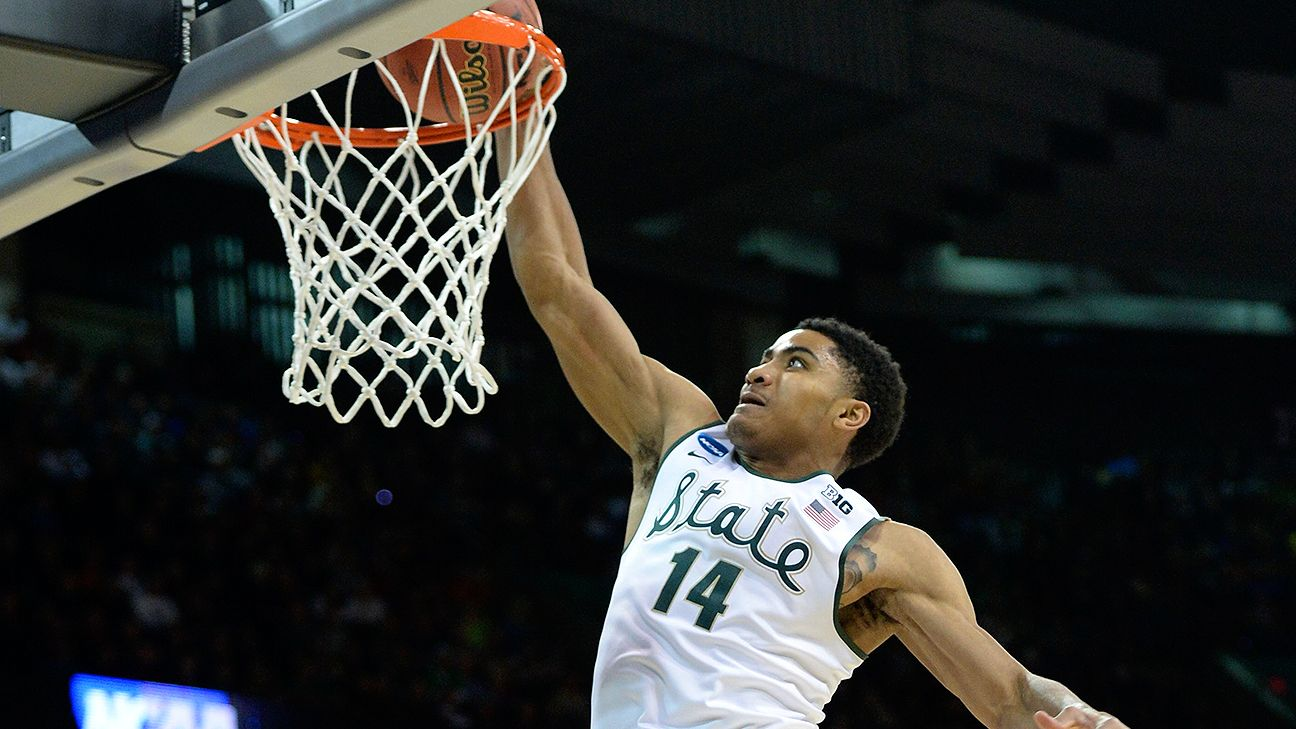 Why Michigan State guard Gary Harris is a lottery lock ...
