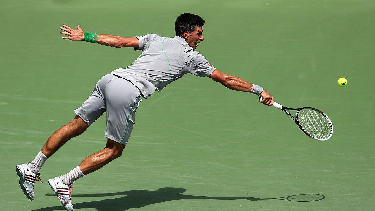 Djokovic, Sharapova don't disappoint