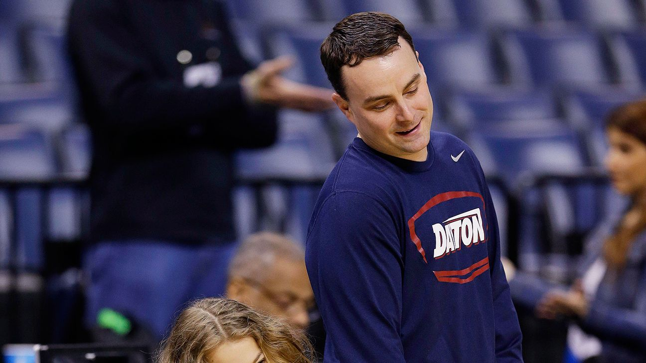 Dayton Flyers coach Archie Miller's winding road stops at ...