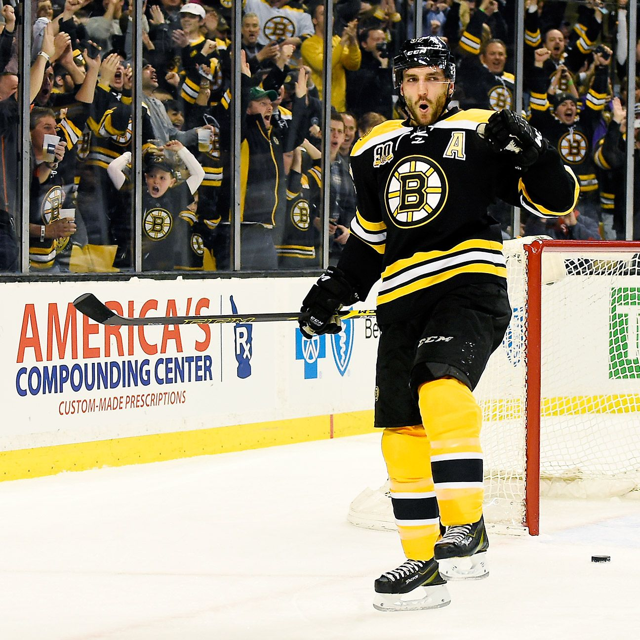 This Boston Bruins Team May Top Them All